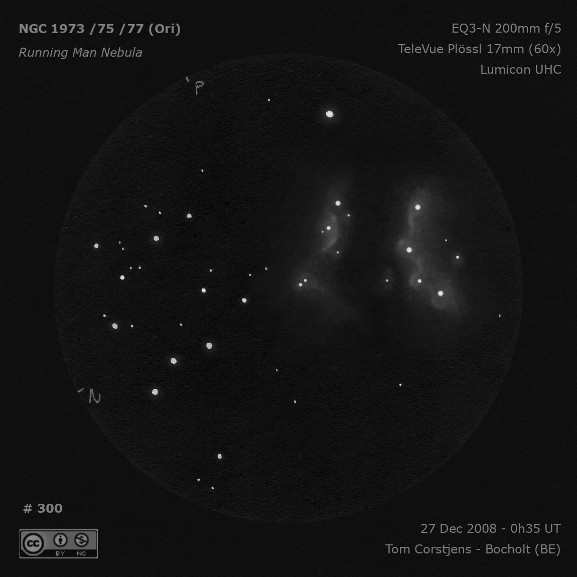 VCSE - NGC 1975 - Tom Corstjens - Helios Newton 20cm f/5.0 (200 mm) - http://www.deepskylog.org/